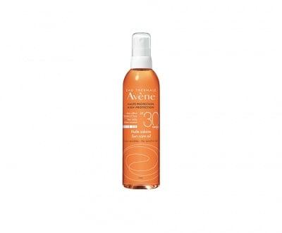 Слънцезащитно олио SPF 30