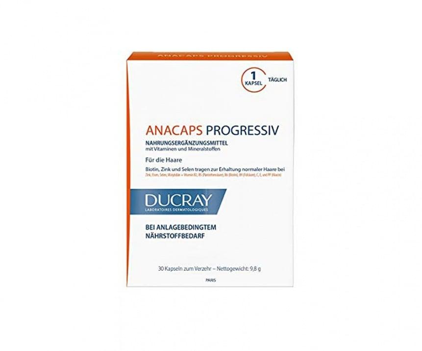 DUCRAY ANACAPS PROGRESSIV / анакапс прогресив